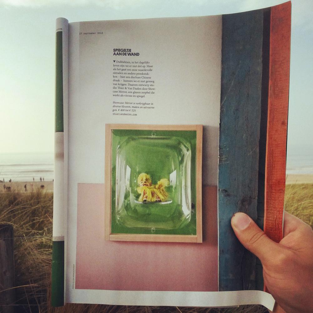 2014-09-27-Volkskrant-Magazine---Mooi---Showcase_Mirror---Studio-Thier&VanDaalen