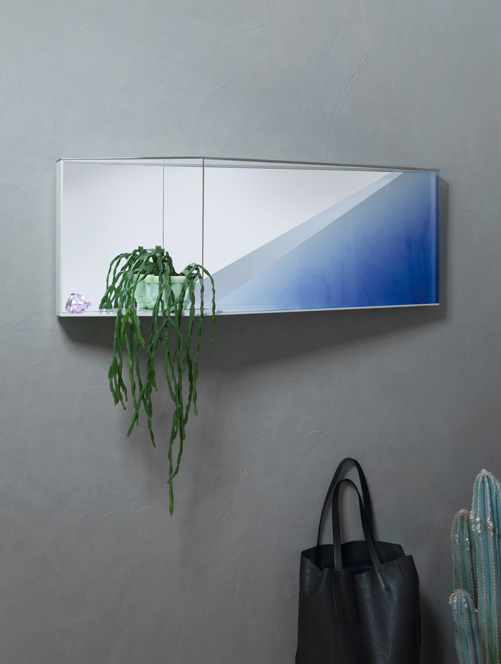 Open Mirror - Translucent Mirror - Studio Thier&VanDaalen
